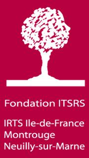logo IRTS Ile-de-France Montrouge Neuilly-sur-Marne