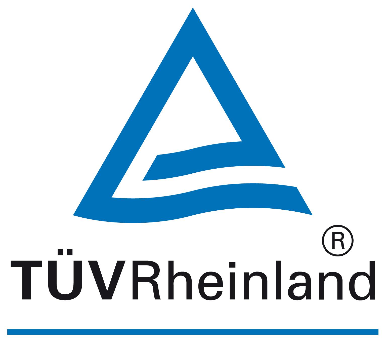 Logo TUV Rheinland