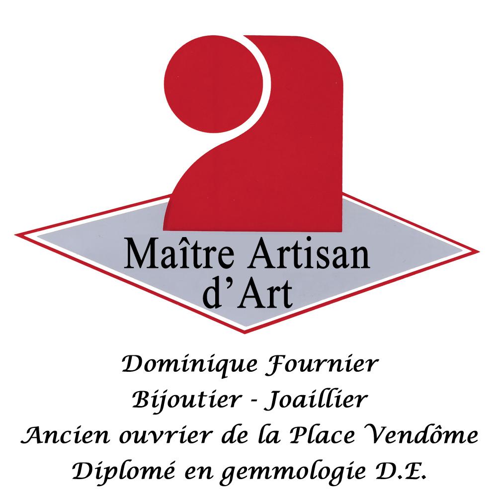 logo maître artisan bijoutier joaillier