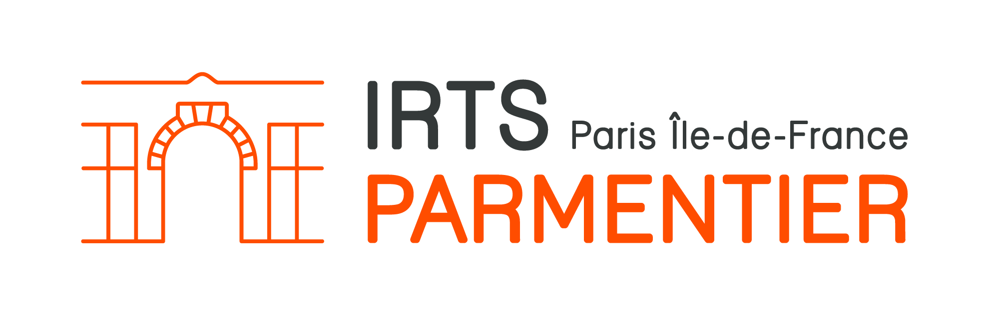 Logo IRTS Paris Ile-de-France 2