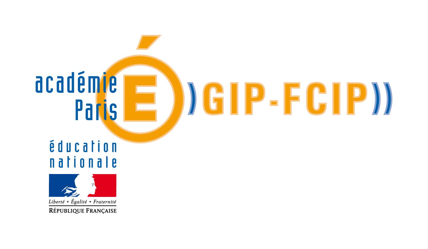 Logo GIP FCIP