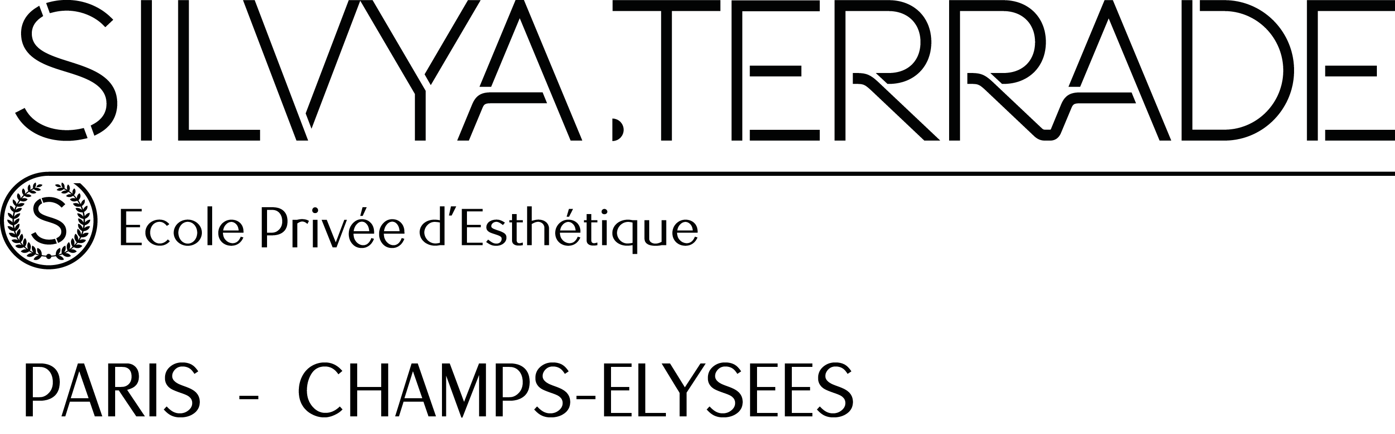 Logo SILVYA TERRADE PARIS CHAMPS-ELYSEES