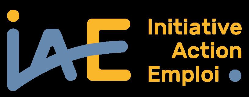 Logo IAE INITIATIVE ACTION EMPLOI