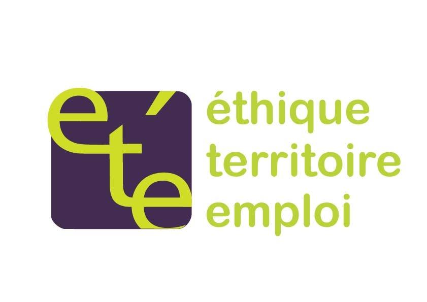 Logo ETE ETHIQUE TERRITOIRE EMPLOI