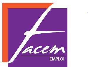 Logo FACEM EMPLOI FORMATION