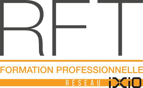 Logo RFT Réseau IXIO