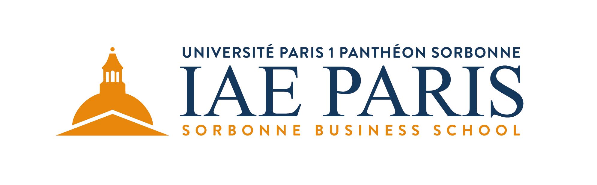 Logo IAE Paris 2018