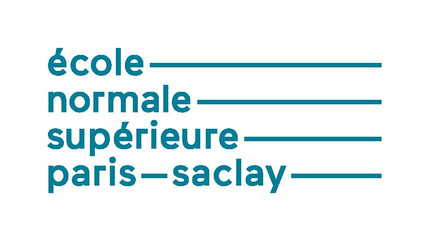 Logo ENS Paris-Saclay