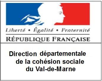 Direction départementale de la cohésion sociale du Val-de-Marne