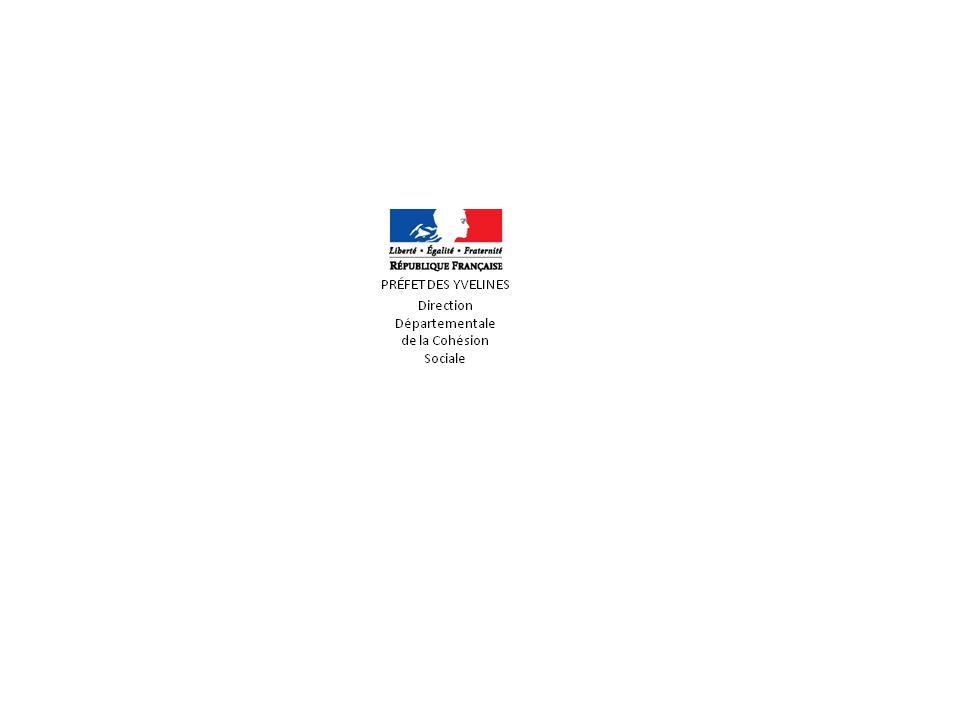 Direction départementale de la cohésion sociale des Yvelines