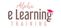 ALPHA E-LEARNING TRAINING