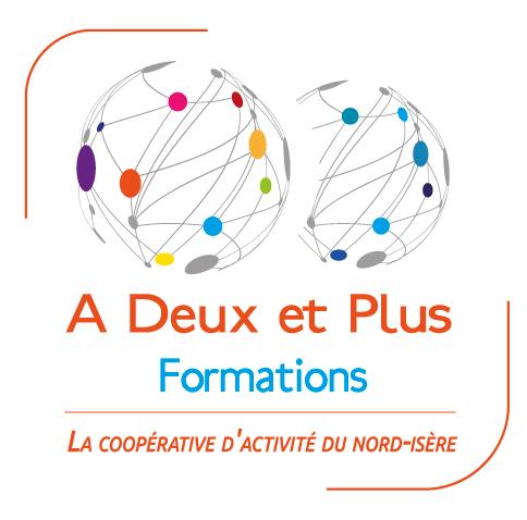 Logo A Deux et Plus formation