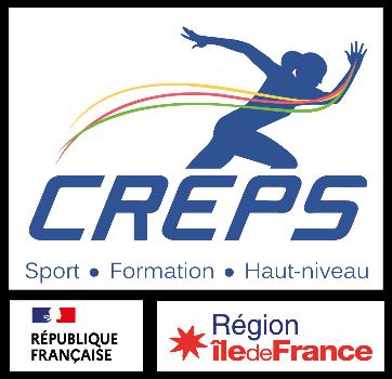 logo CREPS IDF