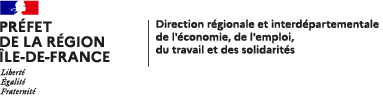 Direction régionale interdépartementale économie emploi travail solidarité - Unité départementale Seine Saint Denis