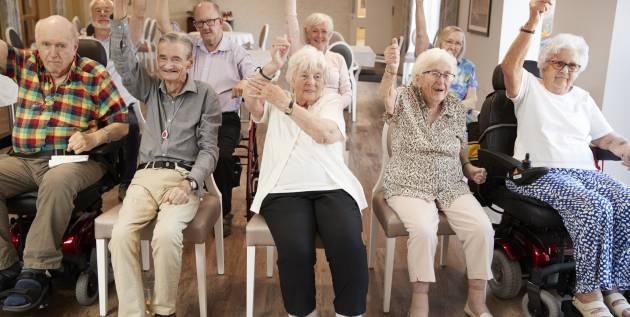 Impact du vieillissement de la population et du développement des gérontechnologies sur les professionnels du sanitaire et social en Ile-de-France