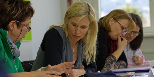 Les formations INSHEA font collaborer des stagiaires de différentes cultures professionnelles