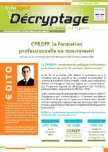 Le CPRDFP (Décryptage n°1)