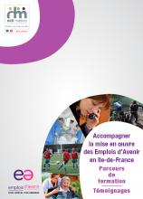 Accompagner la mise en oeuvre des Emplois d'avenir en Ile-de-France : témoignages de jeunes