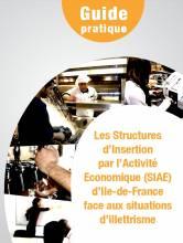 Les Structures d'insertion par l'activité économique d'Ile-de-France face aux situations d'illettrisme
