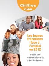 Les jeunes franciliens face à l'emploi en 2012