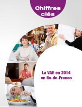 La VAE en 2014 en Ile-de-France