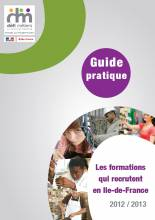 Les formations qui recrutent en Ile-de-France 2012-2013