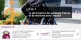 Le Prith francilien se dote d'un nouveau site web
