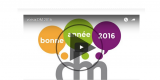 Défi métiers vous souhaite une bonne année 2016