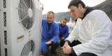 Réunion d'information collective : Technicien de maintenance chauffage