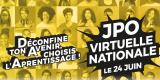 JPO nationale virtuelle du réseau des CMA