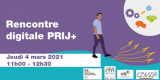 Rencontre digitale PRIJ + / #1 jeune1solution en Ile-de-France