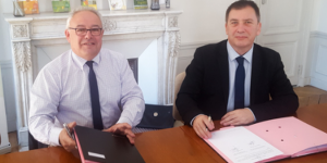 Un partenariat pour favoriser le développement économique de l'artisanat en milieu rural francilien