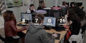Un parcours découverte des métiers du numérique dans les E2C
