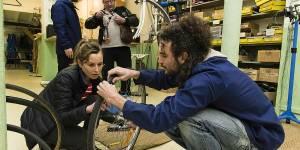 Atelier de réparation de vélo Paris Fabrik