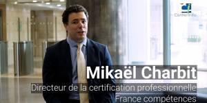 « Le Répertoire spécifique est encore un objet mal connu » (Mikaël Charbit, France compétences)