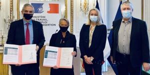Relance de l'industrie : signature d'une convention cadre entre l'État et l'Opco 2i