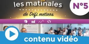 Les professionnels franciliens de transport et de logistique au centre de la Matinale de Défi métiers du 6 juillet