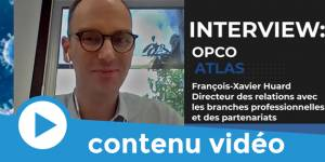Interview Covid-19 : Opco Atlas se concentre sur les RH et l'alternance