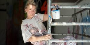 Recrutement - information collective : Chantier d'insertion Terre de femmes - Ouvrière en enduit et peinture écologiques