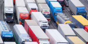 Les mutations du transport et de la logistique de marchandises