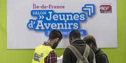 Salon Jeunes d'avenirs : les acteurs publics mobilisés