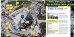 Des outils pour vous guider dans les métiers du Grand Paris Espress