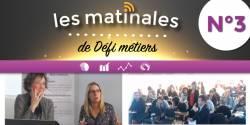Outil « Bassins d'emploi en Ile-de-France » : le replay de la Matinale est en ligne