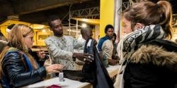 Une expérience d'insertion par l'emploi pour mille réfugiés