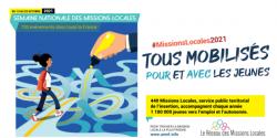 Semaine nationale #MissionsLocales2021 : les inscriptions sont ouvertes !