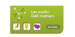 Boite à outils de Défi métiers : la bonne information au bon moment, 24h/24