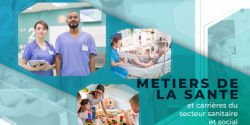 Les professionnels des métiers de la santé et du social témoignent
