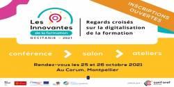 logo Les Innovantes de la formation Occitanie 2021