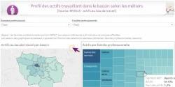 Actualisation des données de l'outil « Dynamique des bassins d'Ile-de-France »