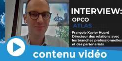 Interview Covid-19 : Opco Atlas se concentre sur les RH et l'alternance